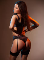 Kensington brunette Angelica london escort