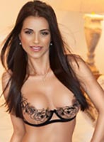 South Kensington brunette Leona london escort