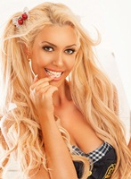 Paddington blonde Silvia london escort