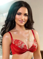South Kensington brunette Jamila london escort