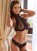 Chelsea brunette Hailey london escort